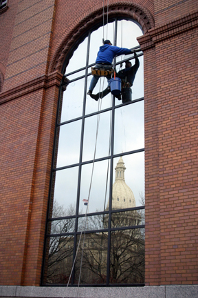 Rope Window Cleaning Michigan